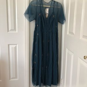 Anthropologie Chan Luu Dress